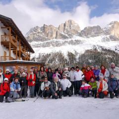 Vacanze invernali Moena 2015