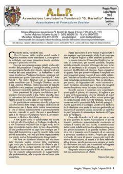 ALP Notiziario Mag-Giu-Lug-Ago 2018
