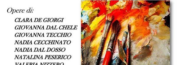Donne che raccontano… con il colore – Mostra di Pittura a d Olio