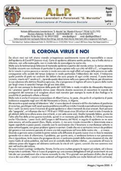 ALP Notiziario Mag-Ago 2020